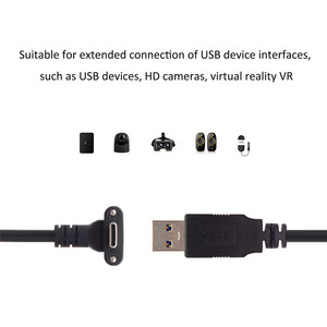Image 5 - 1/3/5/8M USB Type C Data Transfer Fast Charge Cable for Oculus Quest Link Support for Steam VR Quest Type C to 3.1 Data Cable