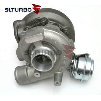 Turbocharger turbine complete for For Opel Omega B 2.5 DTI Y25DT 110 KW Y25DT GT2052V 710415 11657781435 / 11657781434 balanced image