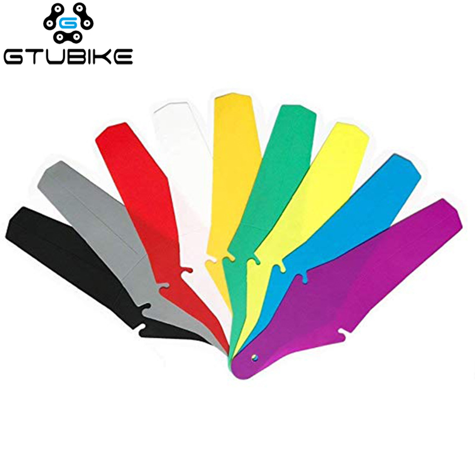 Bike Seat Fender Saddle Mud Guard Ass Removable  Rear Cushion Mountain Bike Mudguard Bicycle Wings Fenders