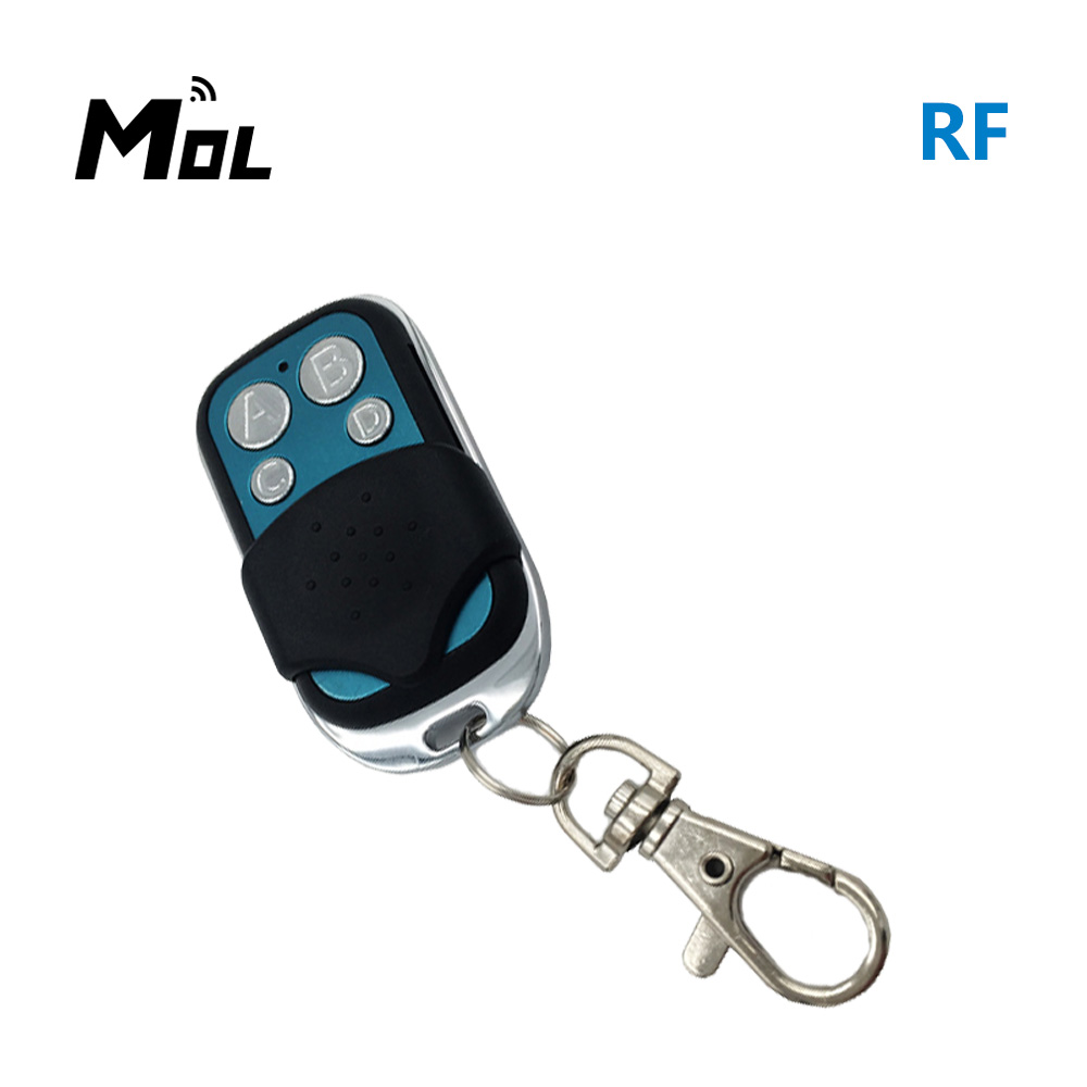 Wit House Wireless Universal RF433 Remote Controller /433 Mhz EV1527 Remote Control 4 Channel For Sonoff 433mhz series