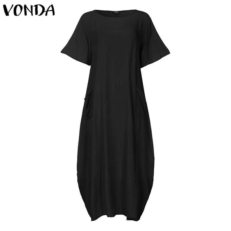 Vivo 2020 Dài Thanh Lịch Đầm Aó Ngắn Tay Màu Sắc Đảng Vestidos Plus Kích Thước Áo Dây Femme Bãi Biển Sundress S-5XL