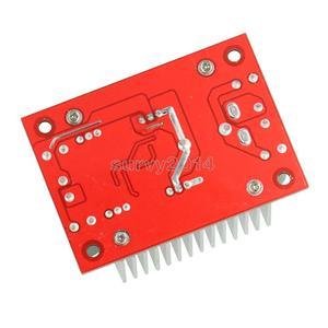 Image 2 - Convertisseur de poussée de 400W 15A DC DC intensifient le régulateur de tension dalimentation de transformateur de puissance constante dissipateur thermique 8.5 V 50 V à 10 60V