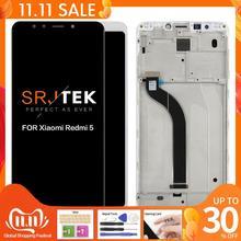 """Originale 5.7 """"per Xiaomi Redmi 5 Display LCD Touch Screen con Cornice Digitizer Assembly per Xiaomi Redmi 5 Display sostituire Le Parti"""
