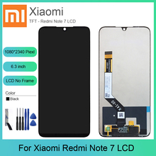 6.3 in For XiaoMi Redmi Note 7 LCD Display+Touch Screen Digitizer Assembly +Tools Glass Panel Sensor For Note 7 Original Screen original lm eh53 22ntk made in jp lcd screen display panel page 7