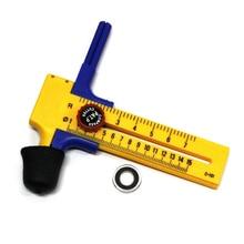 Circle-Cutter Adjustable Compass 10mm-150mm Dia