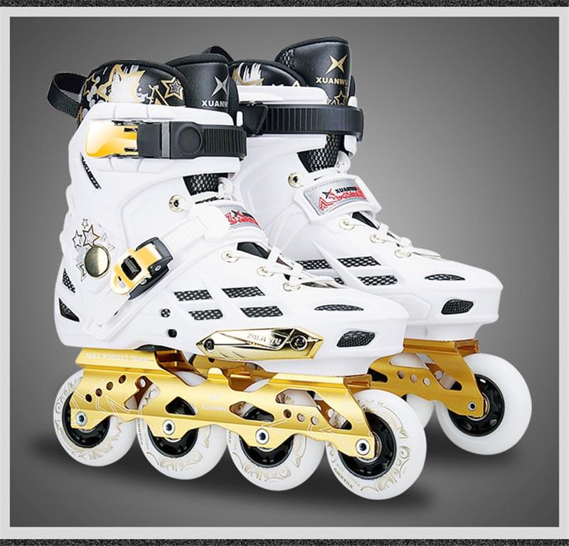 Slalom recomendar adulto inline sapatos de skate