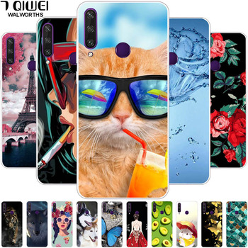 Перейти на Алиэкспресс и купить Чехол для телефона Doogee Y9 Plus, силиконовый мягкий ТПУ чехол-накладка для Doogee N20 N 20, чехол Y9Plus Y 9 + защитный чехол