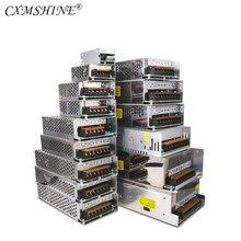 Драйвер постоянного тока для светодиодного адаптера питания, трансформатор для освещения, 1 А, 2 А, 3 А, 5 А, 10 А, 15 А, 20 А, LED лента, переключатель ...