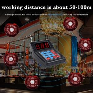 Image 5 - Retekess SU 668 식당 호출기 병원 음식 트럭 식당 장비에 대 한 20 호출기 버저와 무선 호출 시스템