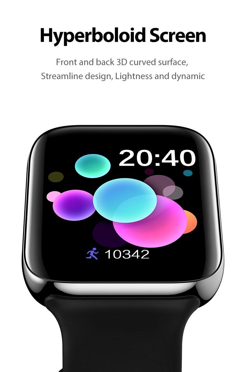 LEMFO S2 Smartwatch 9