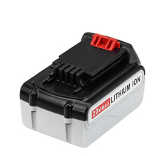 6.0Ah 20V Replacement Battery for Black and Decker 20V Battery Lithium LBXR20 LB20 LBX20 Cordless Tool fast charger replacement for porter cable 20v max lithium ion battery and black