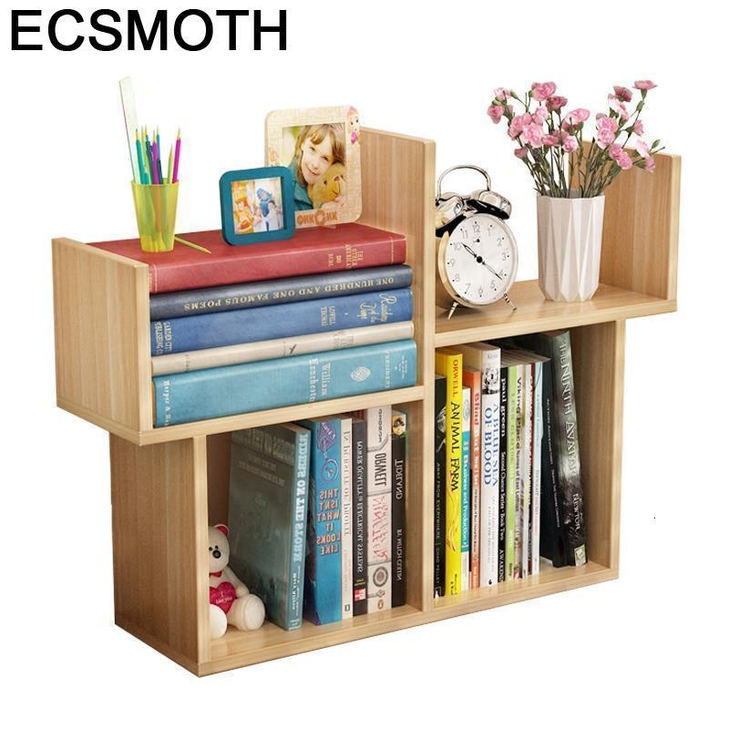 Estanteria Para Libro Home Decor Mueble Kids Furniture Librero Mobilya Meuble Rangement Cabinet Decoration Retro Book Shelf Case