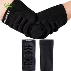 WOSAWE Motorcycle Elbow Pad Protector Soft Protection Snowboard Sports Safety Brace Guard Support MTB Cycling Protective Gear