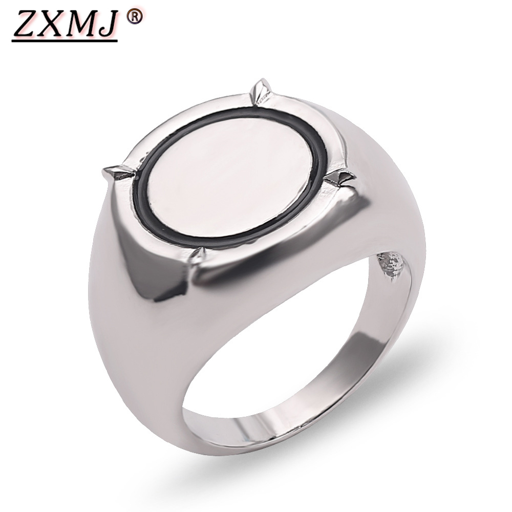 ZXMJ божьей коровки для девочек эмаль кольцо черного цвета для мальчиков и девочек, Nior ювелирные вечерние Обручальные кольца милые кольца для...