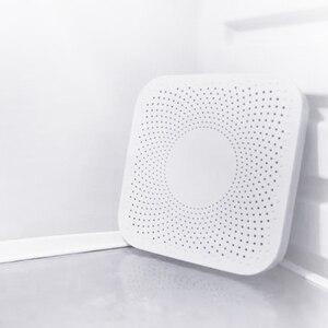 Image 5 - Youpin viomi VF 2CB quadrado branco cozinha geladeira purificador de ar do agregado familiar ozônio esterilização dispositivo deodor sabor filtro núcleo