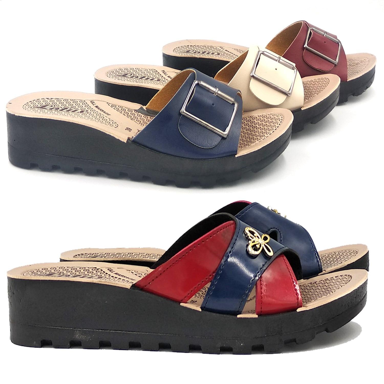 Orthopedic Sandals Women Female Slippers Casual Shoes Female Shoe Slipper Slip On Slides Female Ladies Free Shipping I