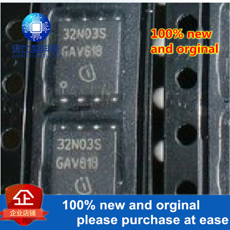 5pcs 100% New And Orginal BSC032N03S 32N03S In Stock