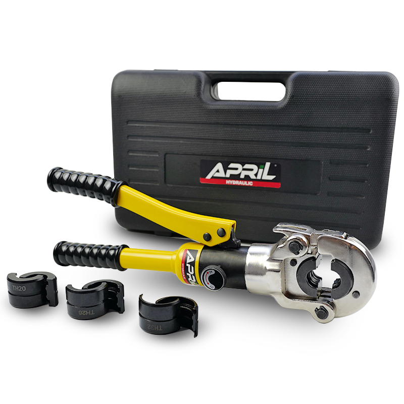 Hydraulic Pex Clamping Tools AG 132TH for connecting PEX pipe fitting PB pipe copper AL with
