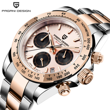 2020 NewPAGANI DESIGN Brand Luxury Watches for men Quartz Wr