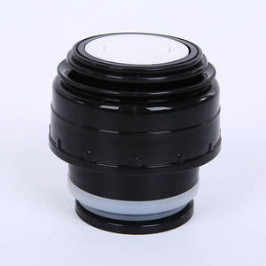 Thermos-Cover Travel-Cup Vacuum-Flask-Lid Stainless Black Mug Bullet Outdoor Outlet