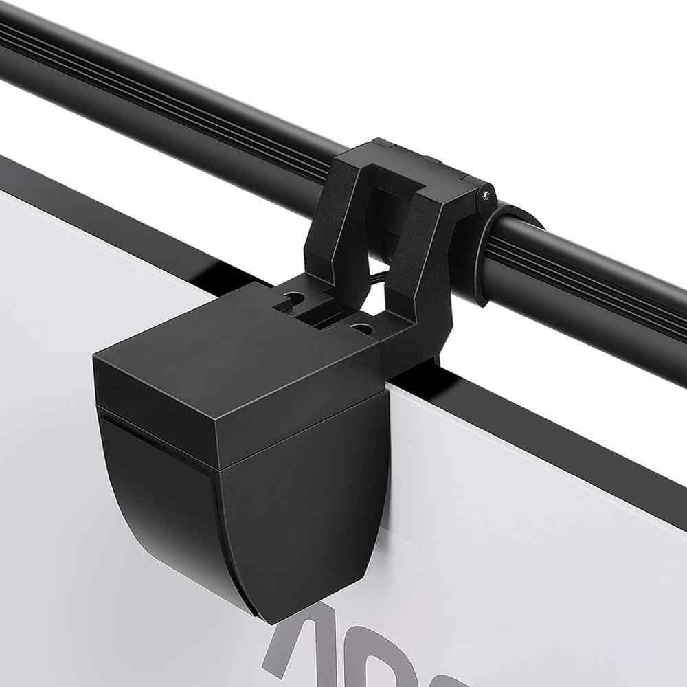 Screenbar E-Lámpara de lectura USB Lámpara para monitor ojos luz brillo ajustable y temperatura de Color