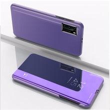 Für Samsung S20 FE Fall Flip Spiegel Ständer Telefon Fall für Samsung Galaxy S20 Lite Fall Schutzhülle 2020 Für S20 fan Editio 5G s 20