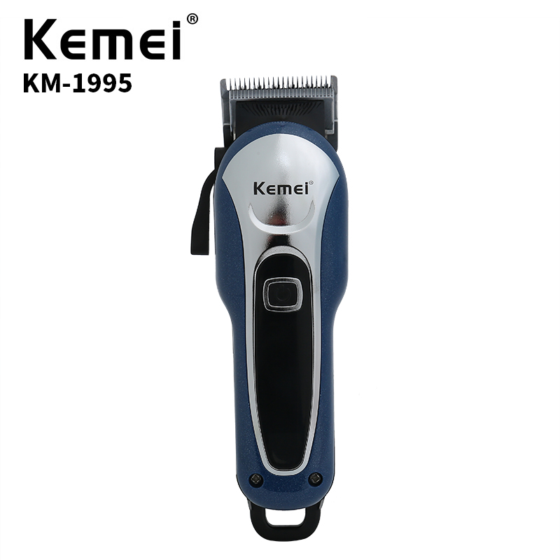 Men's Hair Clippers Hair Clippers Professional Hair Clipper Electric Charging Men's Beard Razor High Quality Quality KM 1995|Hair Trimmers| |  - title=
