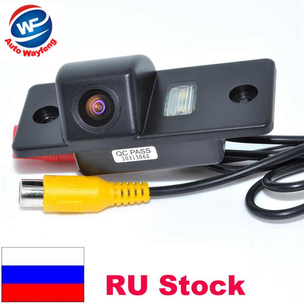 Car Rear View Reverse backup Camera for PORS CHE CAYENNE VW Volkswagen SKODA FABIA/SANTANA/POLO(3C)/TIGUAN/TOUAREG/PASSAT WF|camera for car|car camerarear view car camera - AliExpress