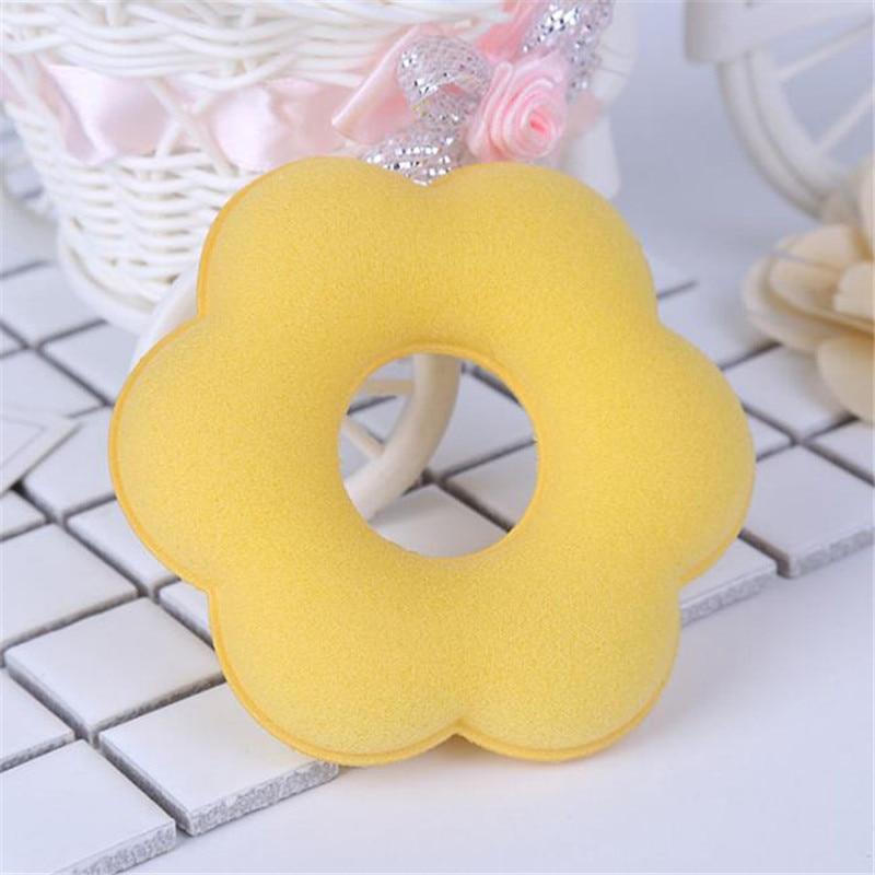 Красочные женские Волшебные Шейперы кольцо для волос пончик булочка Мода для девочек Рождественские вечерние аксессуары инструмент для