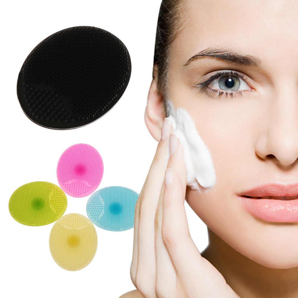 ที่มีประโยชน์ยอดนิยมซิลิโคนล้าง Blackhead Face Exfoliating แปรงทำความสะอาด Facial Skin Care แปรงทำความสะอาด Beauty MakeupTool