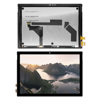 12.3''For Microsoft Surface Pro 7 Lcd 512GB 16GB Win 10 Tablet i7 1065G7 10th Gen 1866 Lcd Display Touch Screen Assembly+Tools