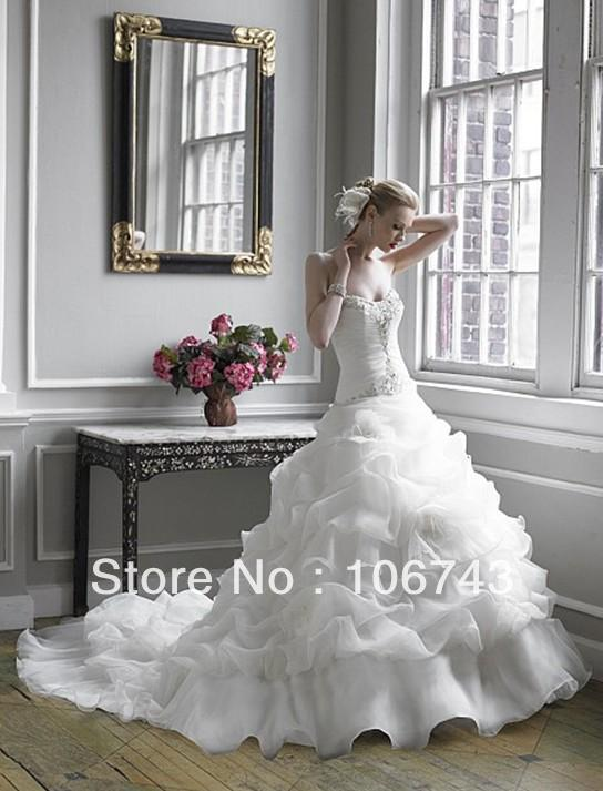 Free Shipping 2018 New Style Hot Sale Off Shoulder Sexy Bridal Gown Sweet Princess Custom Crystal Mother Of The Bride Dresses