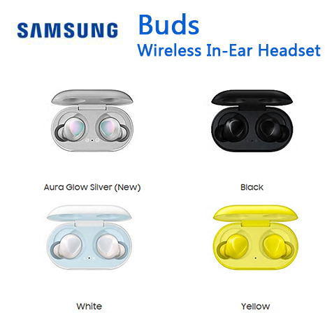 Samsung Buds Wireless In Ear Headset Premium Sound Resists Water Sport Bluetooth For Samsung Galaxy S20 Ultra S10 S9 Note 10 P40 Earphones Aliexpress