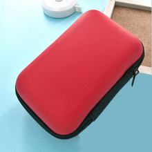 2.5 inch External USB Hard Drive Disk HDD Carry Case Cover Pouch Bag Mobile Disk Box Case For PC(China)