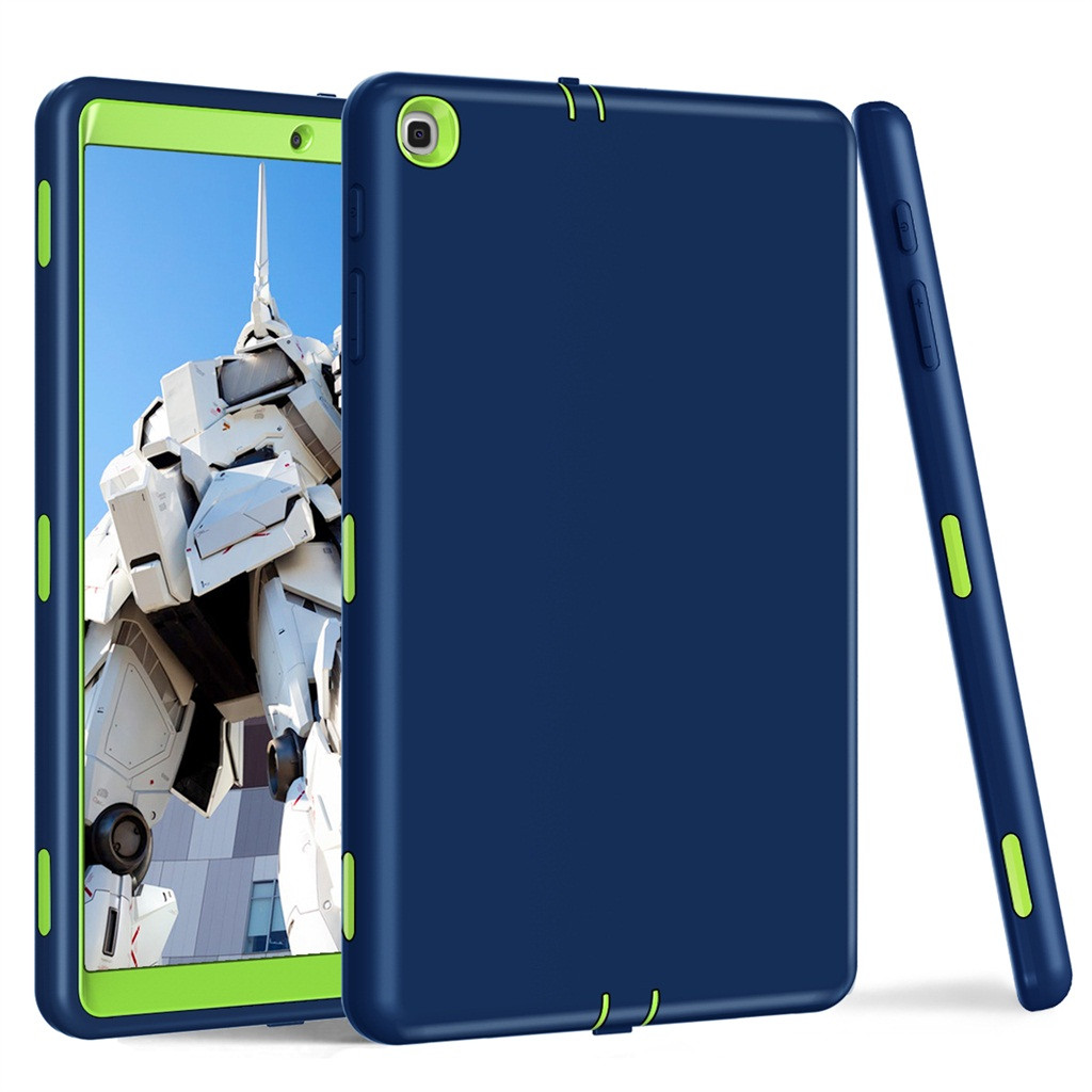 Tablet Case For Samsung Galaxy Tab A SM-T510/T515 10.1Inch 2019 Case Silicone Slim Cover 10.1\