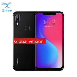 Lenovo S5 Pro 6GB 64GB WCDMA/GSM/LTE Adaptive Fast Charge Bluetooth 5.0 Octa Core Face Recognition