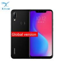 Lenovo s5 pro 6gb ram 64gb/128gb rom entalhe tela do telefone móvel 20mp quatro-cames 6.2 polegadas 8-core 4g lte desbloqueado smartphone