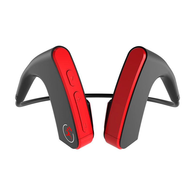 Ship in 48 Hours Bluetooth BT4.1 Wireless Headphones Bone Conduction Earphone Outdoor Sport Headset with Mic With Box