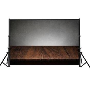 Minimoto 5x7 pies (150X210cm) Fondo de madera sólido para fotografía estudio Video Foto fondo para foto de cámara