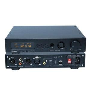 Image 2 - Singxer SDA 2 デコードオーディオデコーダヘッドフォンアンプ DSD512 AK4497EQ DAC Hifi プロフェッショナルアンプ