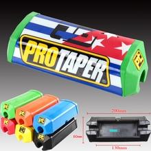Taper-Handlebar-Pads Dirt-Bike Motorcross Fat-Bar Chest Pro Pit Cheat-Pad Square 22cm/28cm