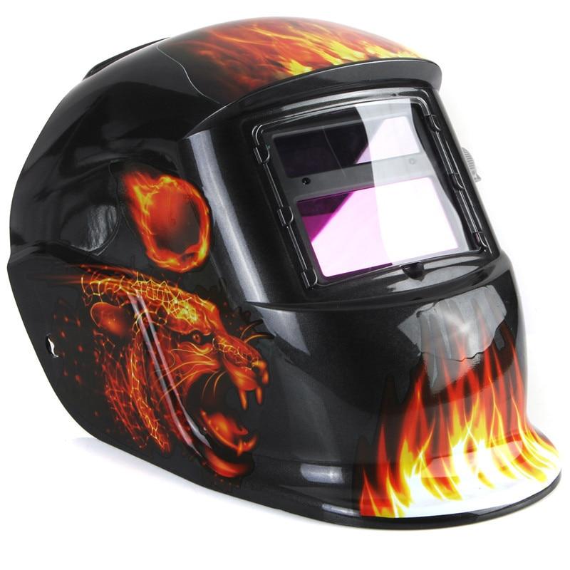 Automatic Welding Helmet Welding Mask Automatic Welding Shield MIG TIG ARC Welding Shield