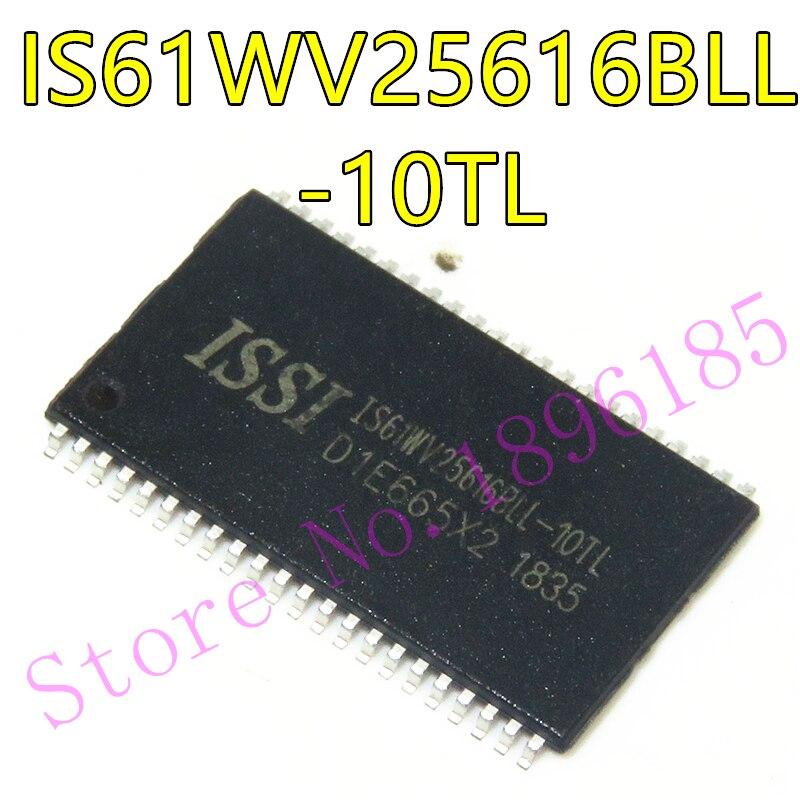 1 шт./лот IS61WV25616BLL-10TLI IS61WV25616BLL IS61WV25616 TSOP44 IS61WV25616BLL-10TL
