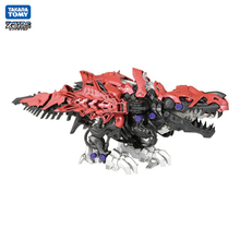 ZOIDSTAKARA TOMY  ZW12 Action Figure Mechanical Animal Dragon Transformation Robot Children Toys Gifts Ranger Megazord