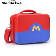 Nintend Switch Storage Bag EVA Protective Switch Carrying Bag Nintendoswitch Handheld Switch Carrying Bag