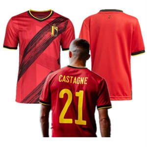 Free shipping 2019 2020 thai quality Jersey Camisola de futebol  personaliza home