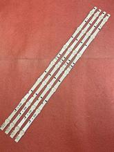 Neue Led hintergrundbeleuchtung Streifen (4) für UE32J5500 UE32H5000 UE32H5500 UE32H6200 UE32H6400 UE32H6500 D4GE 320DC1 R2 R1 BN96 30443A 30442A
