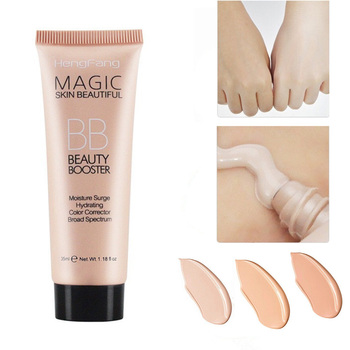 3 Kinds Skin Color Natural Brighten Base Makeup Concealer Long Lasting Face Whitening Foundation BB Cream For women miss rose makeup concealer full cover face foundation cream natural brighten contouring cosmetics women beauty face base makeup
