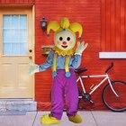 2019 Clown Mascot Co...