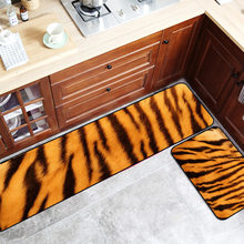 Classic 3D Printing Sexy Leopard Striped Carpets For Living Room Kitchen Mat Entry Anti-slip Rugs Bedroom Blanket Floor Mat(China)